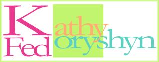 Kathy Fedoryshyn Logo